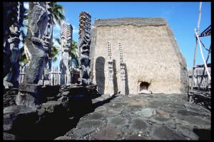 Ho'oponopono Kahuna Hütte