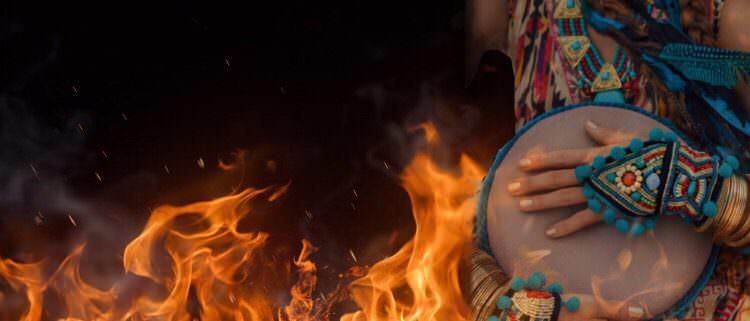 Mystik und Hooponopono Feuer